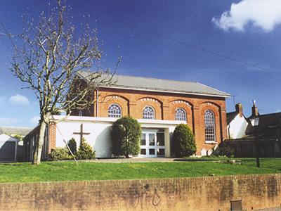 Christ Church Woodbury