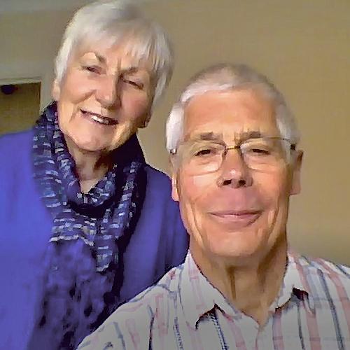 Mick and Jenny Cox photo