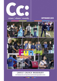 September 2018 edition of Cc: magazine