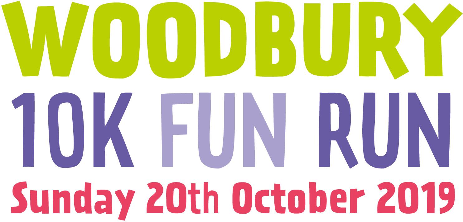 Woodbury 10k fun run heading